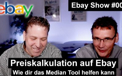 Ebay Verkaufspreise richtig berechnen | #009